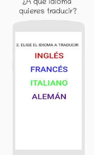Hablar y Traducir 2