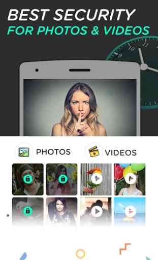 Privacy Vault– Hide Photos and Video Locker 3