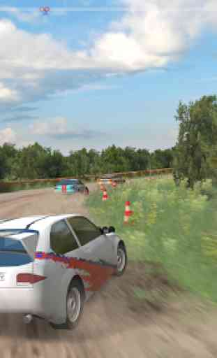Rally Fury - Carreras de coches de rally extrema 1