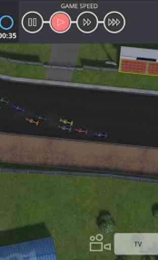 Team Order: Mánager de carreras 3