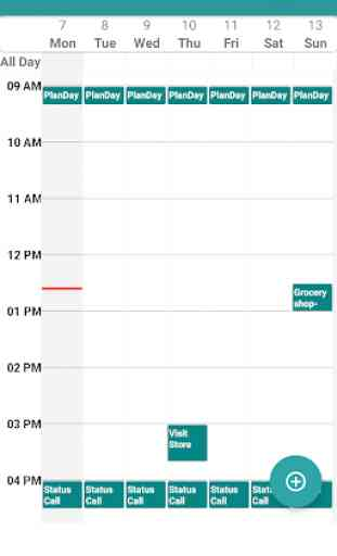 Calendar Daily - Planner 2020 4