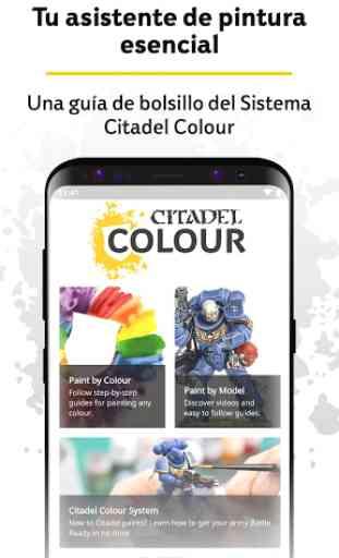 Citadel Colour: The App 1