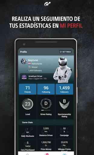 Gran Turismo™ Sport Companion 3
