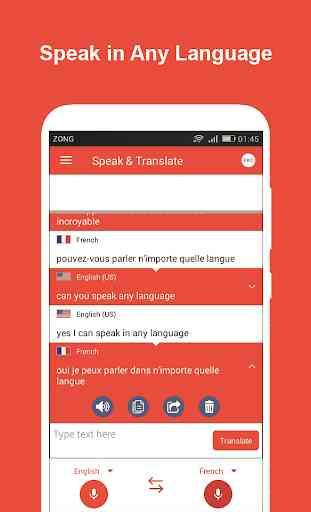 hablar y traducir todos los idiomas traductor voz 2