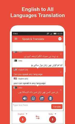 hablar y traducir todos los idiomas traductor voz 4