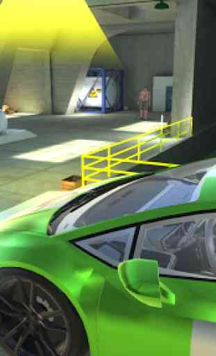 Huracan Drift Simulator 2