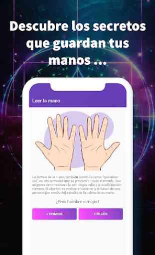 Leer la mano gratis: quiromancia  2