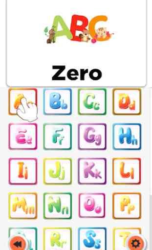 Kids Preschool Kindergarten Toddler Learning Games 4