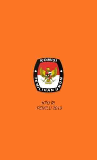 KPU RI PEMILU 2019 1