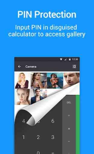 Picture Hider  - Secret Folder / Calculator Vault 2