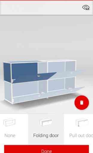 Roomle 3D/AR Catálogo Muebles 3