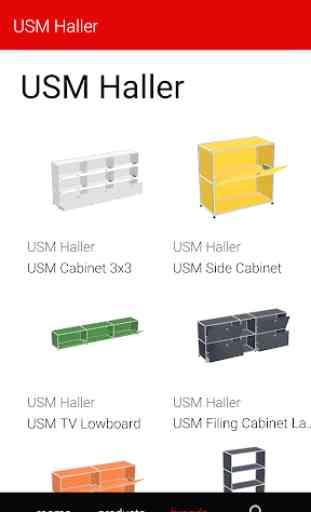 Roomle 3D/AR Catálogo Muebles 4