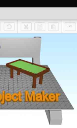 3D Object Maker 1