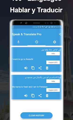Habla y Traduce | Speak and Translate Pro 2