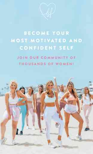 Love Sweat Fitness: Workouts for Women & Fitness 1