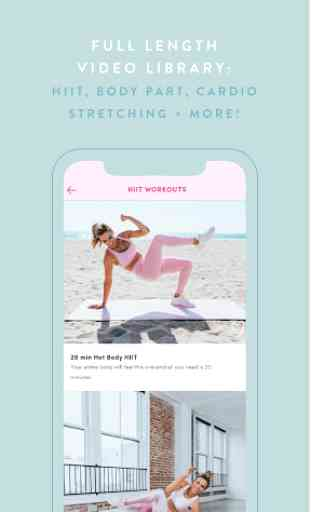 Love Sweat Fitness: Workouts for Women & Fitness 3
