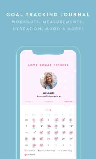 Love Sweat Fitness: Workouts for Women & Fitness 4