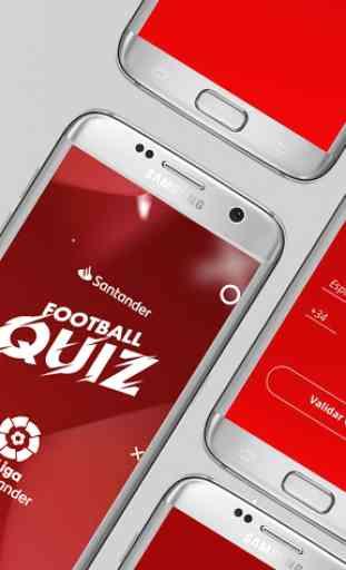 SANTANDER FOOTBALL QUIZ 3