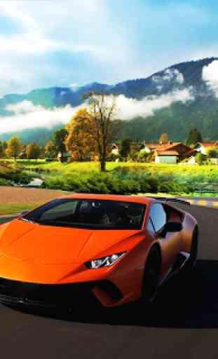 Xtreme Lamborghini juegos asfalto conductor 2