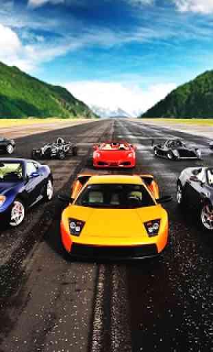 Xtreme Lamborghini juegos asfalto conductor 4