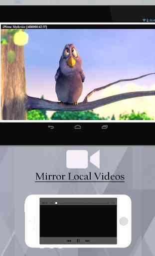 AirMirror Airplay Mirror Demo 2