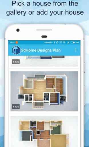 3d Home Designs Plan 1
