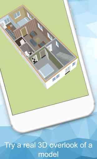 3d Home Designs Plan 3