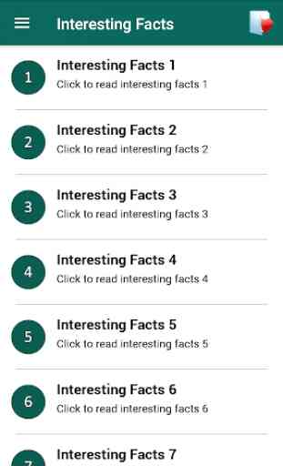 9999+ Interesting Facts 1