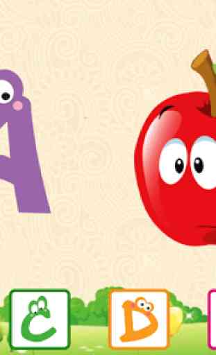 ABC Alphabet Kids Learning App 1