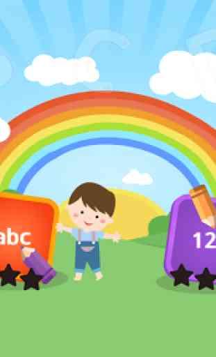 ABC Kids - English Tracing The ABC Alphabet 2