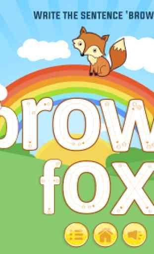 ABC Kids - English Tracing The ABC Alphabet 4