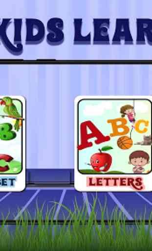 ABC Kids - Learning App 3