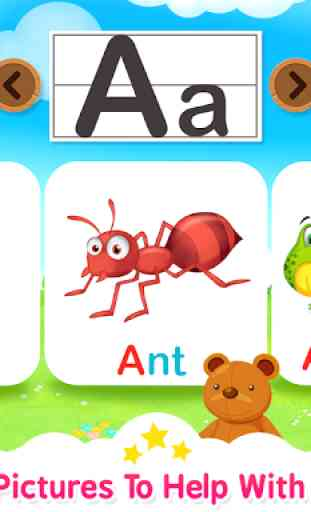 ABC Kids: Learning games for kids! Preschool Games 2