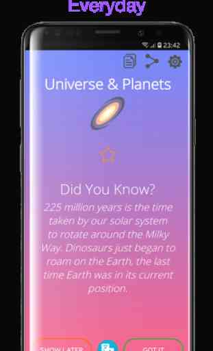 Did You Know? (Lock Screen - Fun Facts - Offline) 1