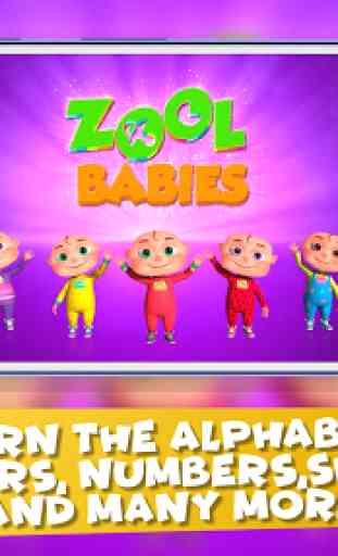 Kids Learn Phonics: ABC Songs & Preschool Rhymes. 1