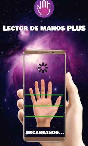 Lector de Manos Plus✋tu futuro con escáner de mano 2