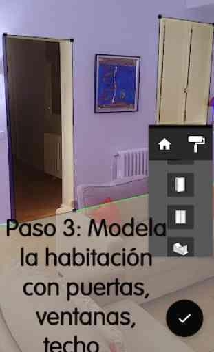 Plan y diseño 3D de House 4