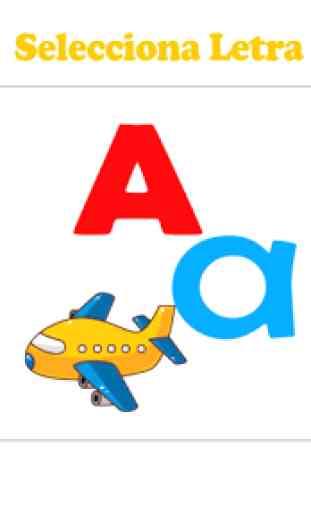 Escribir alfabeto 2 1
