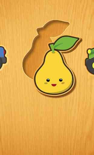 Juegos y puzles de bebes 1