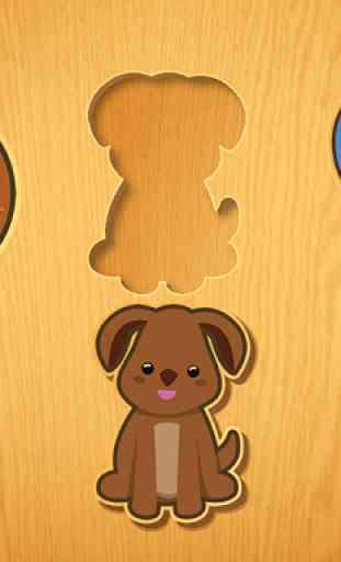 Juegos y puzles de bebes 2