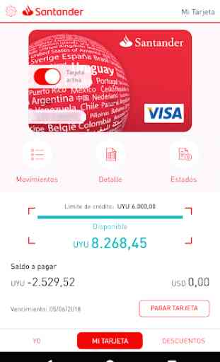 Mi Tarjeta Santander 1