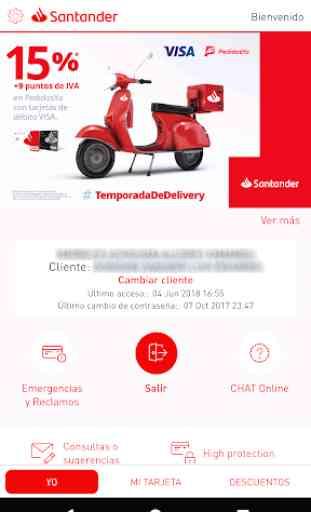 Mi Tarjeta Santander 2