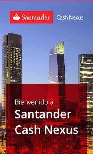 Santander Cash Nexus 1