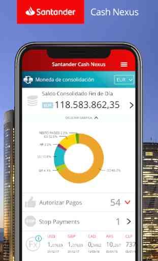 Santander Cash Nexus 3