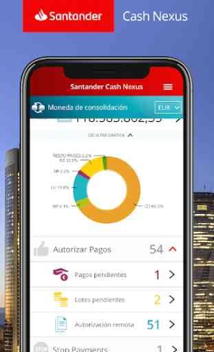 Santander Cash Nexus 4