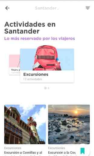 Santander Guía turística y mapa ⛵ 2