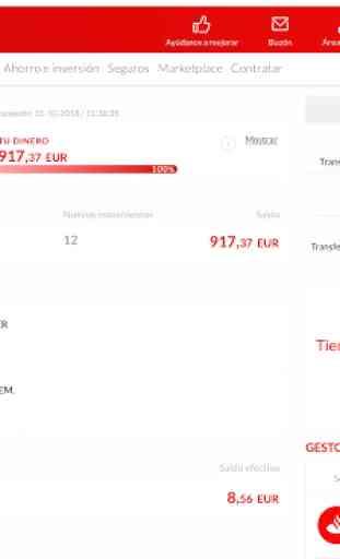 Santander Tablet 1