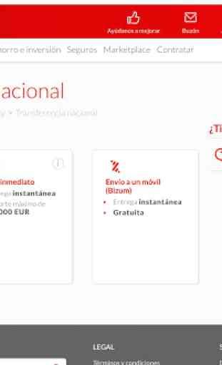 Santander Tablet 2
