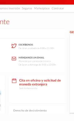 Santander Tablet 4