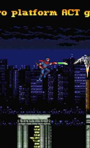 Ninja Ranger  Rumor de superhéroes 1